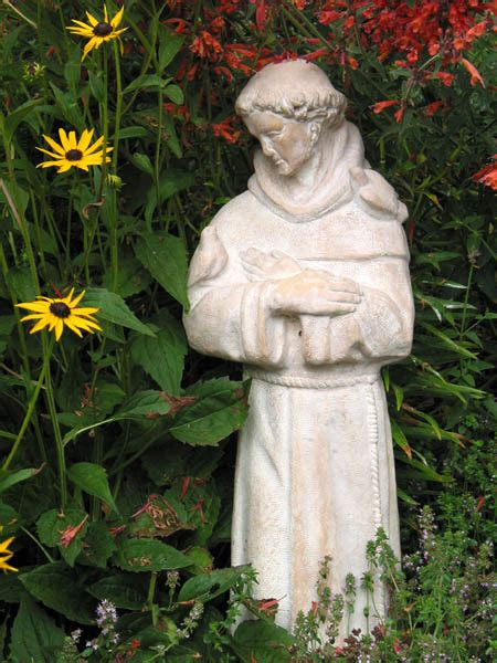 st francis garden statue for of animals you should read this catholic
