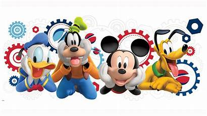 Mickey Mouse Clubhouse Cartoon Clipart Desktop Backgrounds