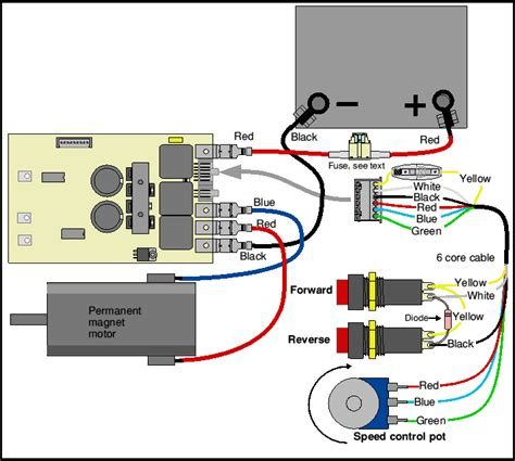 Wiring For Push Button Use Electric Motor Control