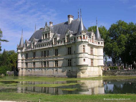 photo castle of azay le rideau