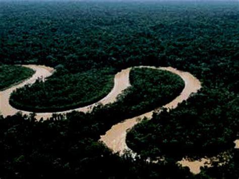 amazon rainforest scary website