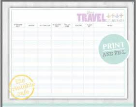 weekend calendar template 10 itinerary template examples templates assistant