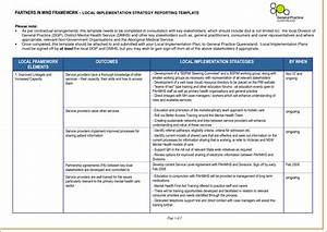 implementation strategy template wwwpixsharkcom With policy implementation plan template