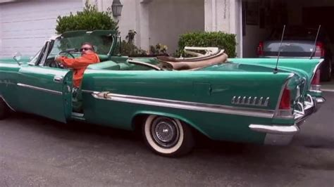 new yorker tops 1958 chrysler new yorker convertible putting the top