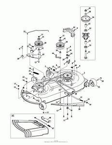 Craftsman Gt5000 Belt Diagram