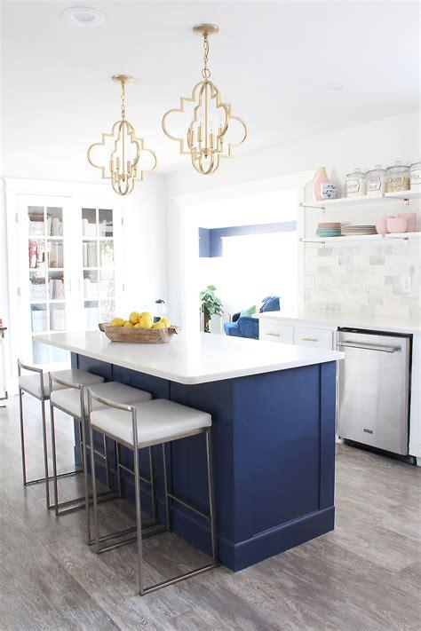 build an island for kitchen prescott view home reno diy kitchen island clutter