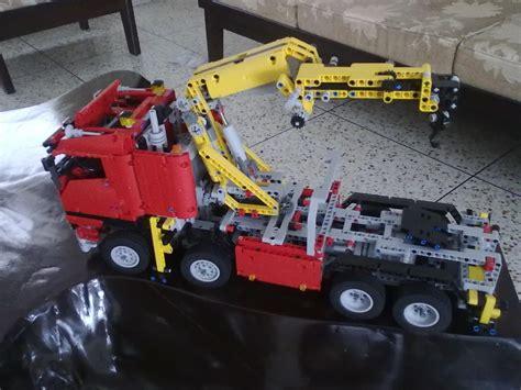 technic truck file technic crane truck jpg wikipedia