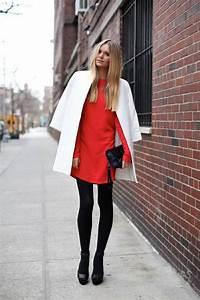 Tenue Femme Classe : 1001 id es pour cr er la meilleure tenue rouge et blanc ~ Farleysfitness.com Idées de Décoration