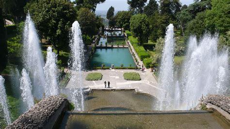 tivoli gardens italy sunday s travel photos tivoli gardens italy aussie in