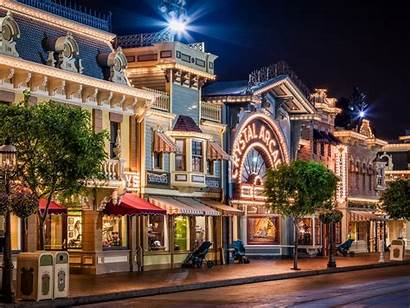 Usa Disneyland Street Wallpapers13