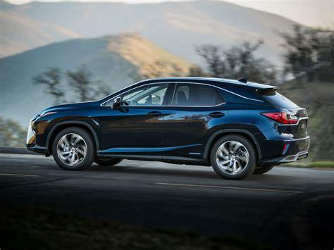 New 2017 Lexus Rx 450h Price Photos Reviews Safety