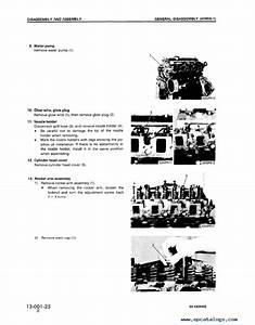 Komatsu Diesel Engline 95 Series Shop Manual Download