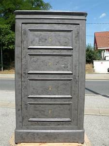 Meuble Coffre Fort : coffre fort meuble industriel faux tiroirs hauteur ~ Nature-et-papiers.com Idées de Décoration