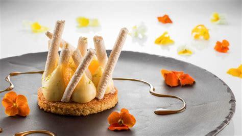 dessert de restaurant gastronomique restaurant madesens cuisine gourmande 224 le tignet 06530 menu avis prix et r 233 servation