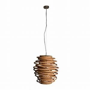 Suspension Rotin Tressé : suspension en rotin kubu par ~ Teatrodelosmanantiales.com Idées de Décoration