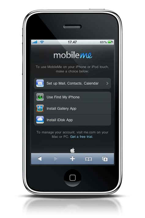 iphone search find my iphone now accessible from iphone macstories