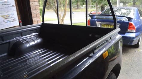 Hilux Tub Trailer by 1971 Home Made Trailer Rebuild With Toyota Hilux Tub Part