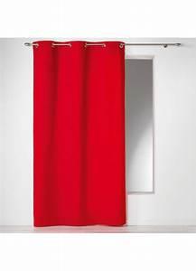 Rideau Rouge Et Noir : rideaux rouge et noir best rideau salon rouge et noir with rideaux rouge et noir excellent ~ Teatrodelosmanantiales.com Idées de Décoration