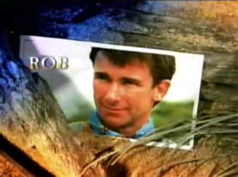Robert Rob Dickson Australian Survivor Wikia Fandom
