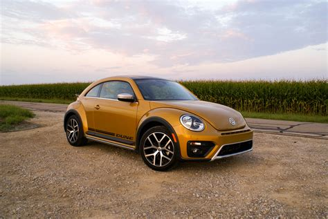 2016 Volkswagen Beetle Dune Review Blonde Bug The