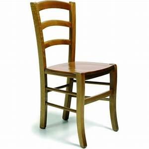 Chaise Cuisine Bois : le chaisier produits chaise pour salle a manger ~ Melissatoandfro.com Idées de Décoration