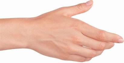 Hand Hands Left Helping Qatar Airways Daha