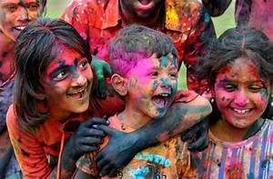 Quick! What the Hell is Holi?