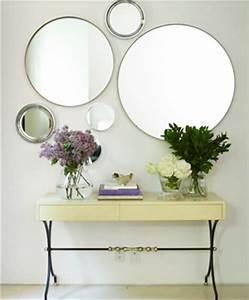 Miroir D Entrée : miroir de salon de couloir ou d 39 entr e dimension sur mesure ~ Teatrodelosmanantiales.com Idées de Décoration