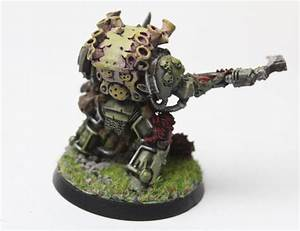 Chaos Space Marines (Papa Nurgle, Typhus) by jstncloud on ...