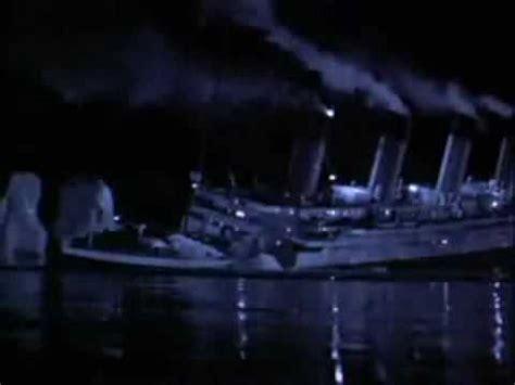 Titanic Movie Boat Sinking Scene by Raise The Titanic Deleted Sinking Scenes Youtube