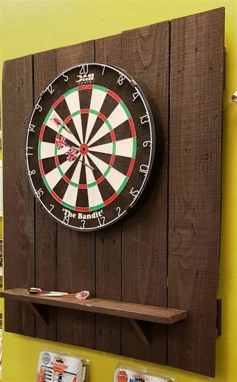 Dartboard Backboard   Royal Billiard & Recreation