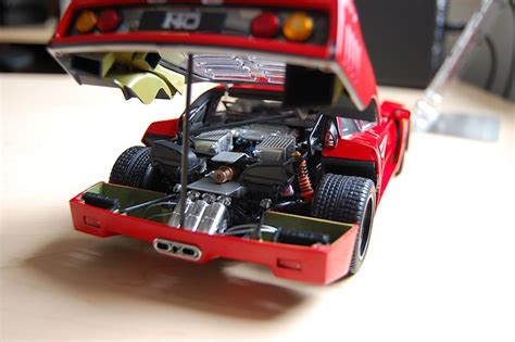 How Much Is A F40 Worth by Review Kyosho F40 Light Weight Lm Wing High End