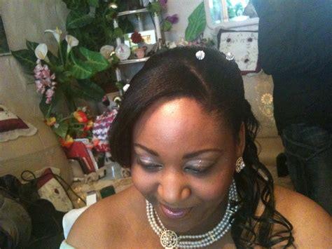 Coiffure de mariage - Idu00e9es Coiffure Afro - tresses - vanille - tissage - locks - braids ...