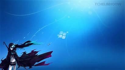 Windows Anime Pc Wallpapers Desktop Theme Fondos