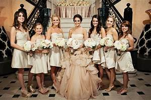 Champagne Colored Dresses | Dressed Up Girl