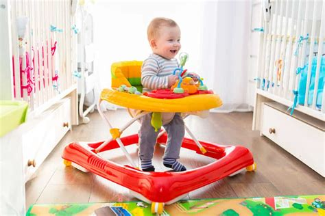 baby walker push