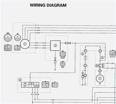 2002 yamaha blaster wiring diagram wiring diagram