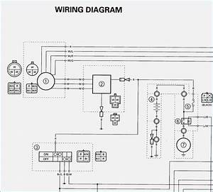 Yamaha Kodiak Electrical Diagram