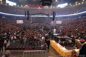Schottenstein Center Seating Chart Schottenstein Center Section 131 Concert Seating