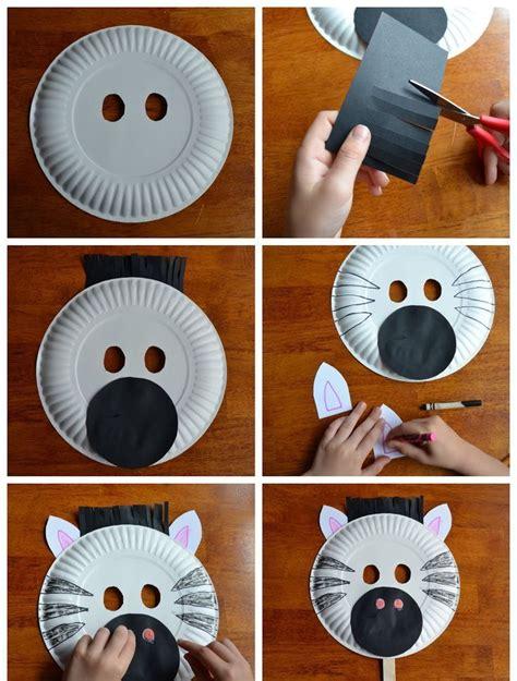 einfache tiermasken basteln tiermasken basteln 14 verspielte ideen druckvorlagen masken papier tiermasken basteln tiere