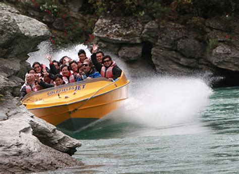Jet Boat In Queenstown by Goldfield Jet Boat Rides Near Queenstown