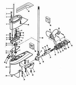 69 Chrysler Outboard Parts Diagram