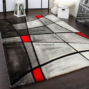 tapis salon design pas cher contemporain tendance deco 2017 With tapis design pas cher