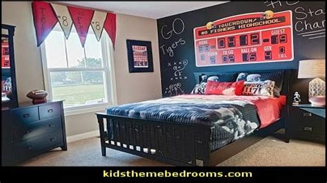 Sports Bedroom by All White Bedding Ideas Sports Bedroom Decor Sports