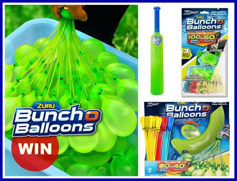 X Bunch O Balloons Blue lounge testers bunch o balloons review s