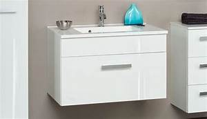 Waschbecken Mit Unterschrank 45 Cm Breit : waschtisch mit unterschrank 60 cm ~ Bigdaddyawards.com Haus und Dekorationen