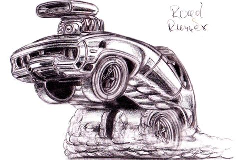 Plymouth Road Runner Wheelie By Thetobs On Deviantart