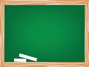 Green School Board Powerpoint Templates - Education - Free ...