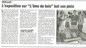 L Ame Du Bois : exposition d 39 art antonius driessens ceillac l 39 me du ~ Premium-room.com Idées de Décoration