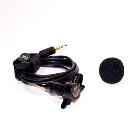 iphone external microphone edutige eim 008 unidirectional external microphone for iphone